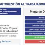 Regístrate y conoce el sistema de Autogestión al trabajador