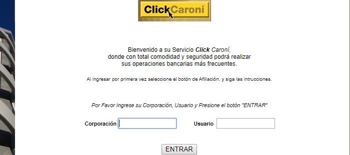 Banco Caroní 1