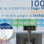 ¡Fácil y seguro! Afíliate a pago móvil de 100 % Banco