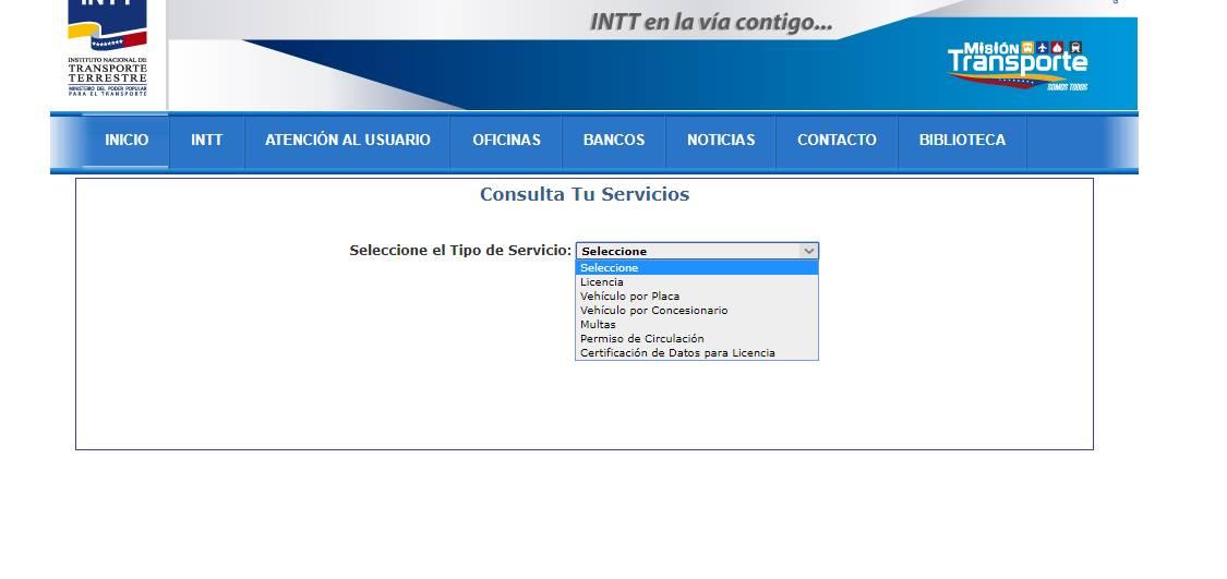NTT Consulta publica licencia