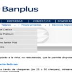 Trámites y Requisitos para abrir cuenta en BanPlus