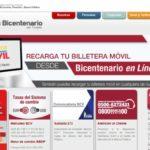 Bicentenario en Línea • Como registrarse y Consejos de Seguridad