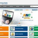 Consulta de saldo en línea en el BNC
