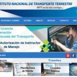 Licencia de conducir INTT• Renuévala en sencillos pasos