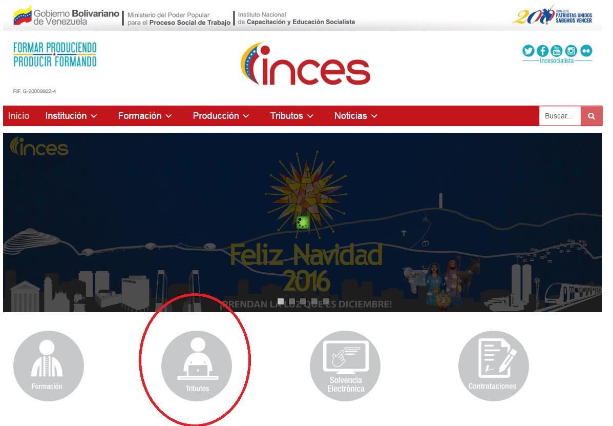 solvencia INCES