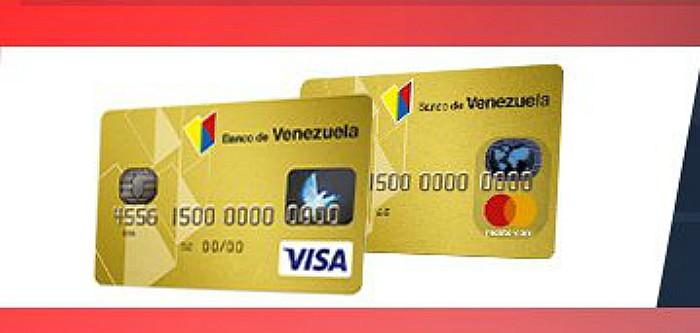 tarjeta de credito venezuela
